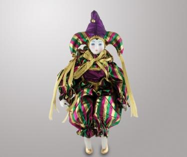 Клоун венецианский