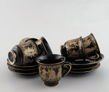 Набор чайный Greece на шесть персон