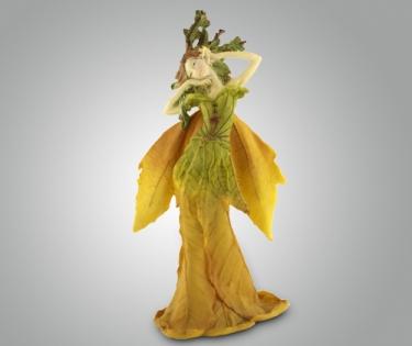 Статуэтка лесная фея из полистоуна