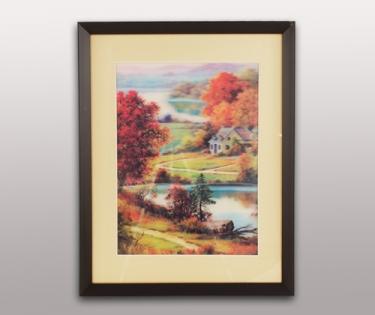 Картина объемная Пейзаж