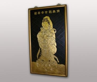 Панно Античная богиня