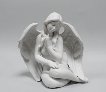 Статуэтка Ангел матовое покрытие