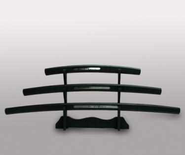 Набор самурайских мечей из трех штук