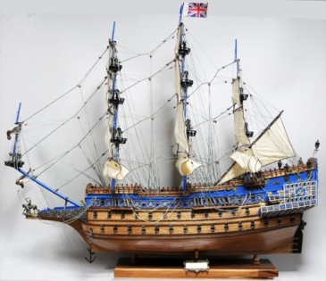 Модель Парусника Sovereign of the seas точная копия