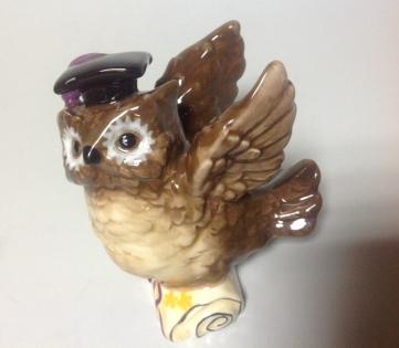 Фигурка Мудрая сова