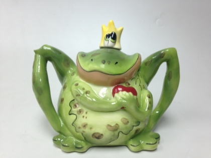 Чайник Царевна Лягушка