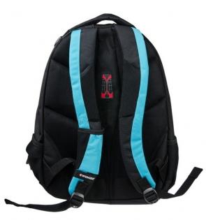 Рюкзак многофункциональный Wenger черный синий