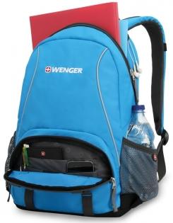 Рюкзак Wenger голубой