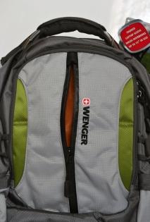 Рюкзак Wenger Large Volume Daypack серый