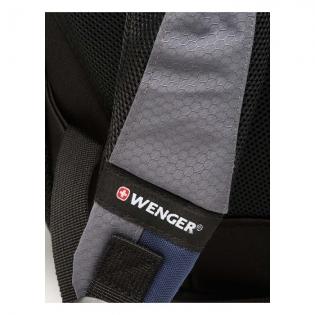 Рюкзак Wenger синий серый