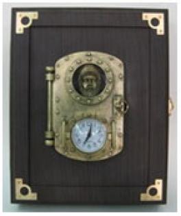 Настенный ящик для ключей Капитан