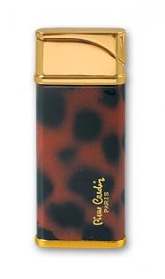 Зажигалка Pierre Cardin коричневый мрамор
