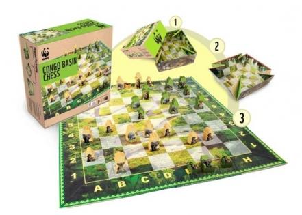 Шахматы Впадина Конго WWF