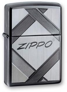 Зажигалка Zippo Tradition Black Ice
