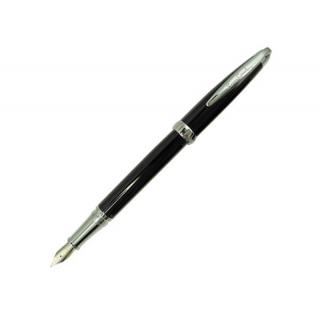Перьевая ручка Pierre Cardin Espase черный лак позолота 18К