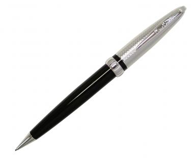 Механический карандаш Pierre Cardin Espace черный цвет отделка никель