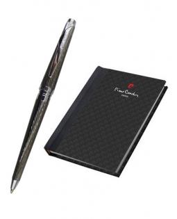 Набор записная книжка и ручка Pierre Cardin