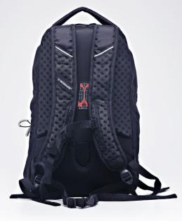 Рюкзак походный Wenger черный серый