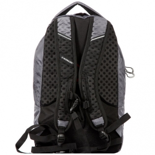 Рюкзак походный Wenger серый полиэстр