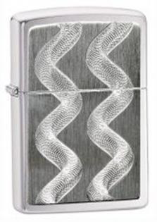 Зажигалка Zippo Double Twister