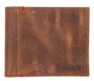 Портмоне Wenger Hyaden Bifold коричневый