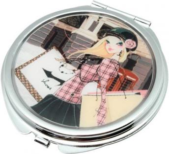 Зеркало косметическое JARDIN D'ETE Модница с покупками