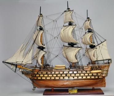 Модель Парусника HMS Victory точная копия