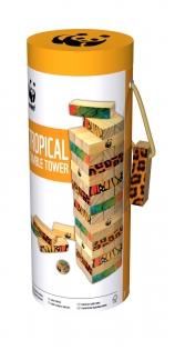 Игра WWF тропическая падающая башня