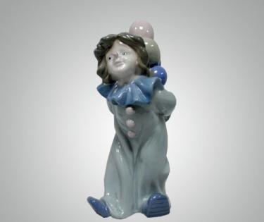 Статуэтка Клоун с шарами