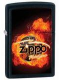 Зажигалка ZIPPO Black Matte