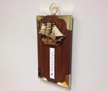 Термометр настенный Корабль