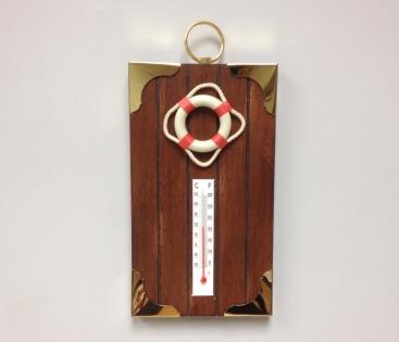 Термометр настенный спасательный круг