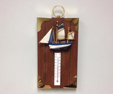 Термометр настенный Яхта