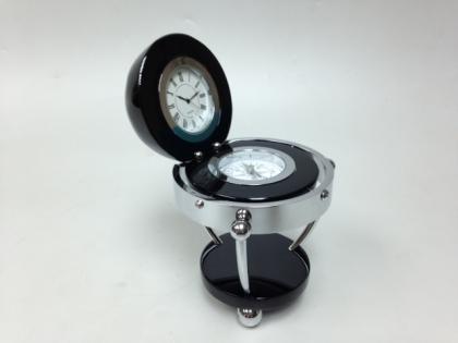 Часы настольные в виде глобуса