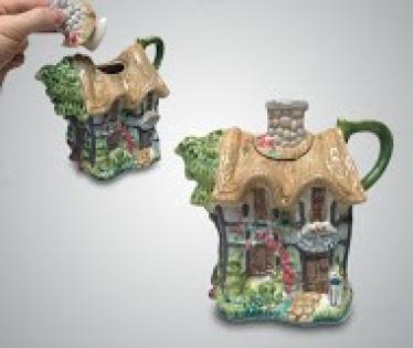 Чайник Волшебный домик
