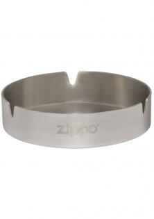 Пепельница Zippo серебристая