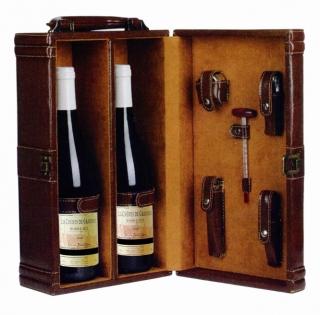 Винный набор Traminer на 2 бутылки