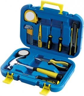 Набор инструментов Stinger голубо-желтый