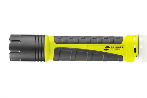 Фонарь светодиодный для дайвинга GripLite черно-желтый