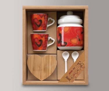 Набор подарочный Nuova cer для чая