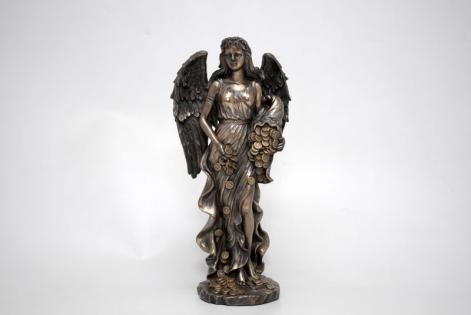 Статуэтка Фортуна богиня судьбы и изобилия