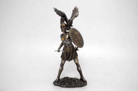 Статуэтка афина богиня мудрости и войны