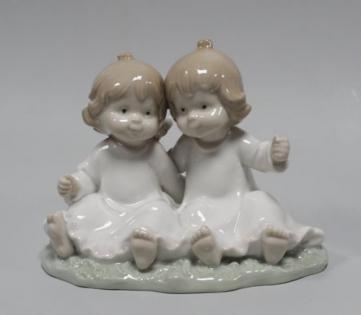 Статуэтка пара Ангелочков