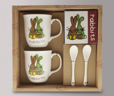 Набор подарочный Кролики Nuova Сer