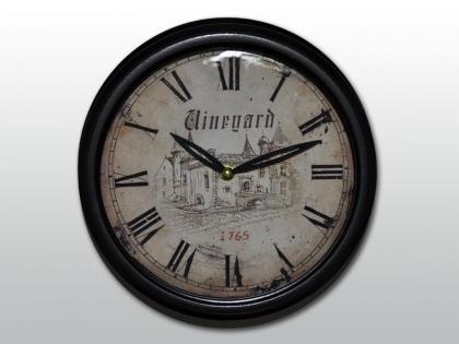 Часы настенные Старый город