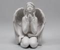 Статуэтка молитва Ангела матовое покрытие