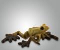 Фигурка из полистоуна Лягушка