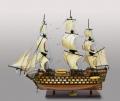 Парусник HMS Victory модель точная копия