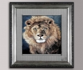 Панно декоративное Лев