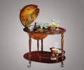 Глобус бар со столиком на трех ножках 93 см